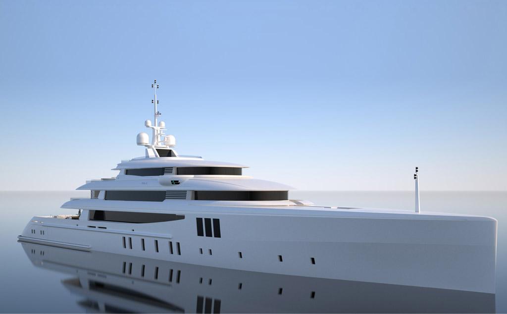 Elysee Yachts - Luxury Yacht Charter   ISA YACHTS – VARUNA 70m