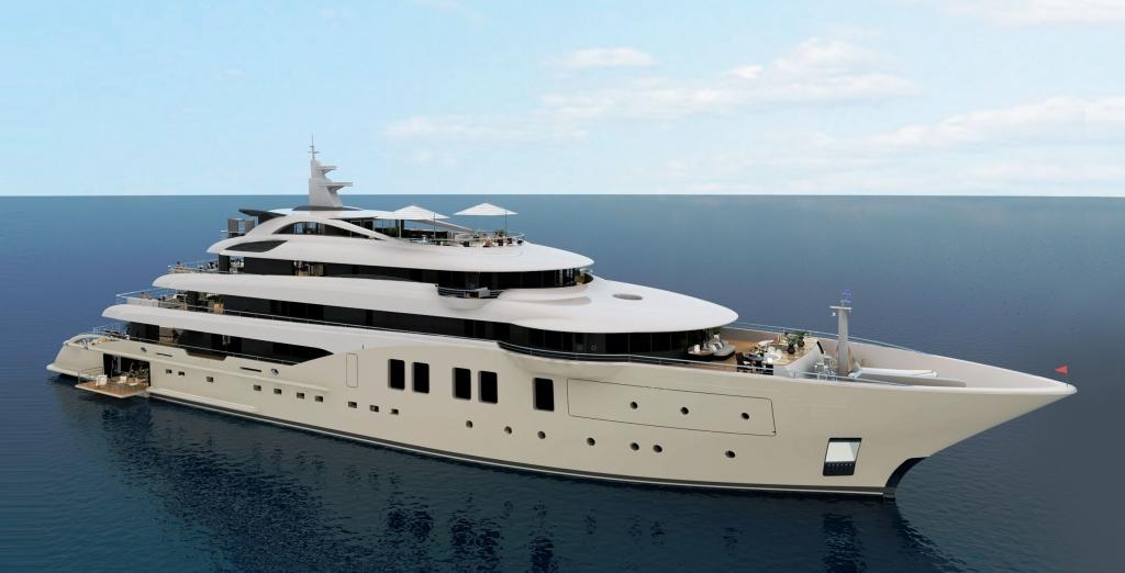 Elysee Yachts Luxury Yacht Charter An Eye On A Huge Shipyard With Huge Facilities And Huge