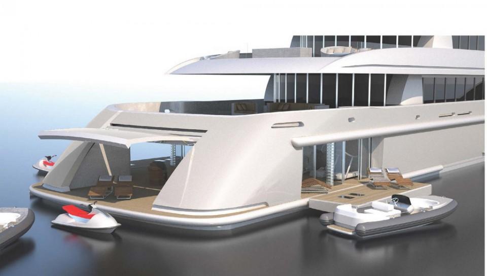 Elysee Yachts - Luxury Yacht Charter   ISA YACHTS – VARUNA 65m