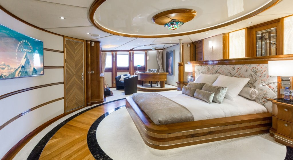 Elysee Yachts Luxury Yacht Charter Legend